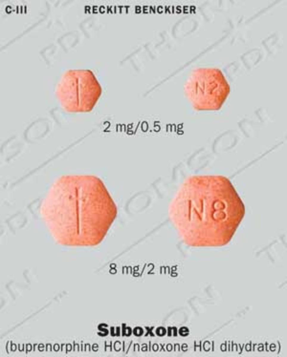 New Suboxone Pill