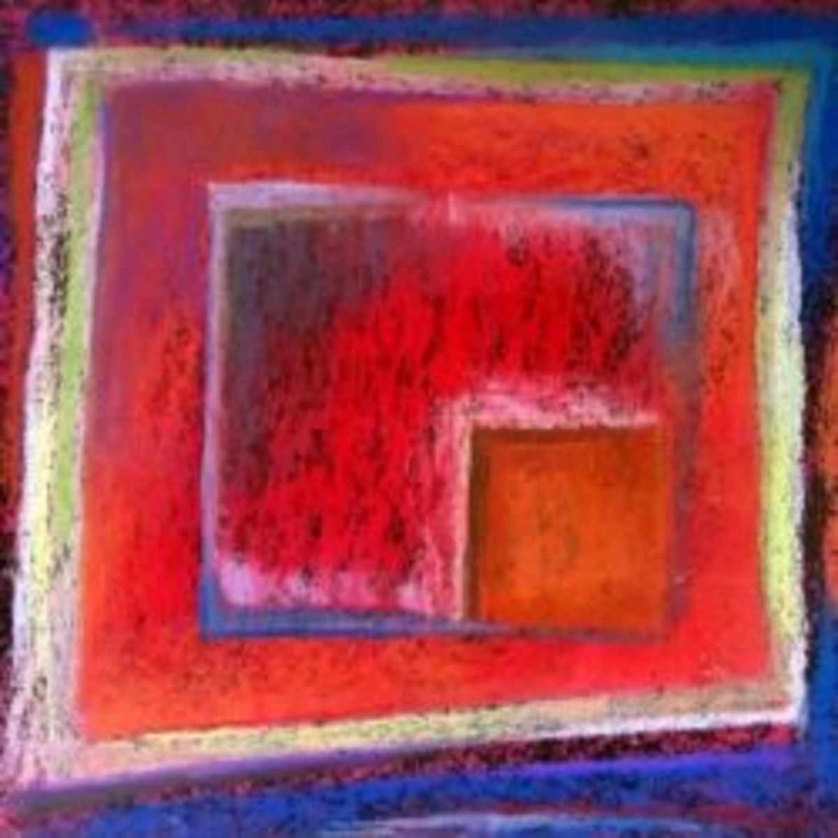 A Step-By-Step Method For Painting Abstract Art