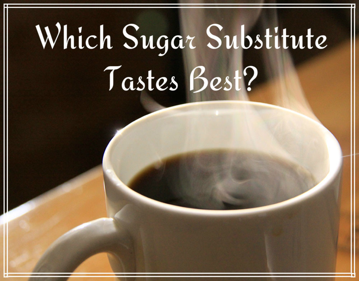 Xylitol vs. Sorbitol vs. Stevia vs. Aspartame vs. Sugar: Low-Glycemic Sugar Substitutes