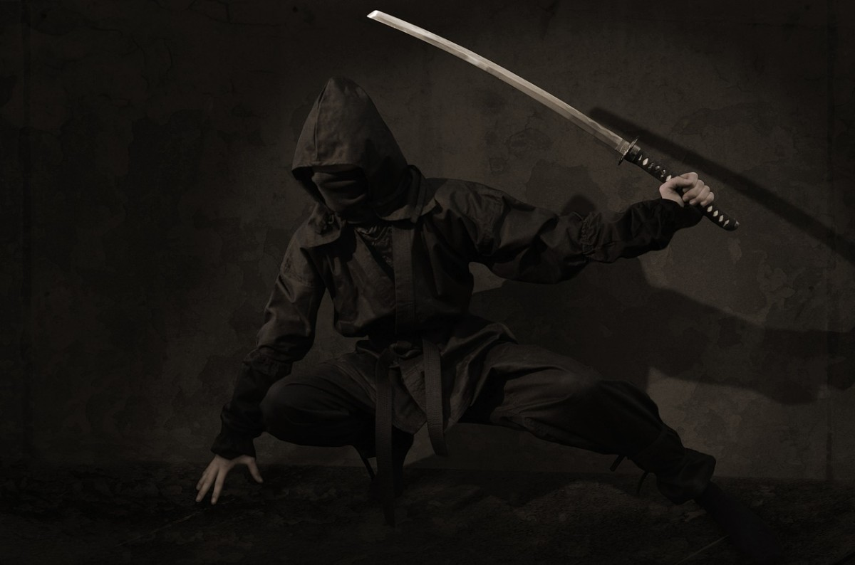 Why Ninjas Are Better Than Women