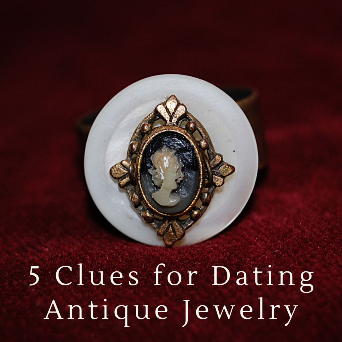 5 Easy Clues for Dating Antique or Vintage Jewelry