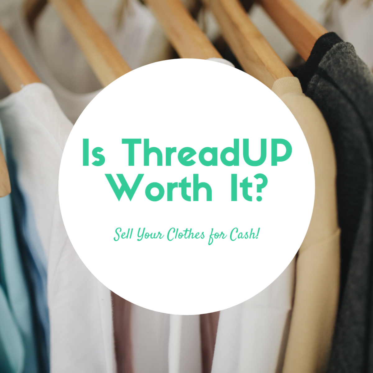 Is threadUP a good place to sell your used clothes? Read on to find out!