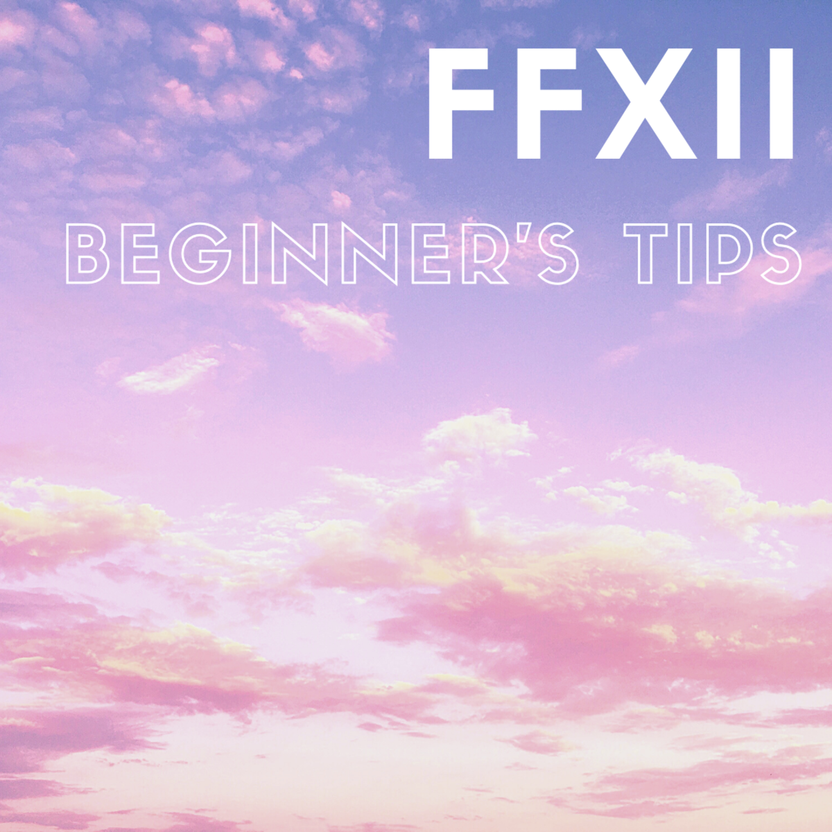"""Read on for a helpful beginner's guide to """"FFXII""""!"""