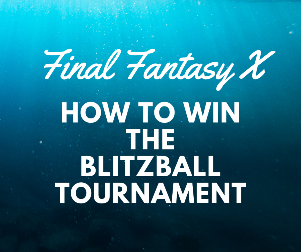 "How to Win the Blitzball Tournament in ""Final Fantasy X"""