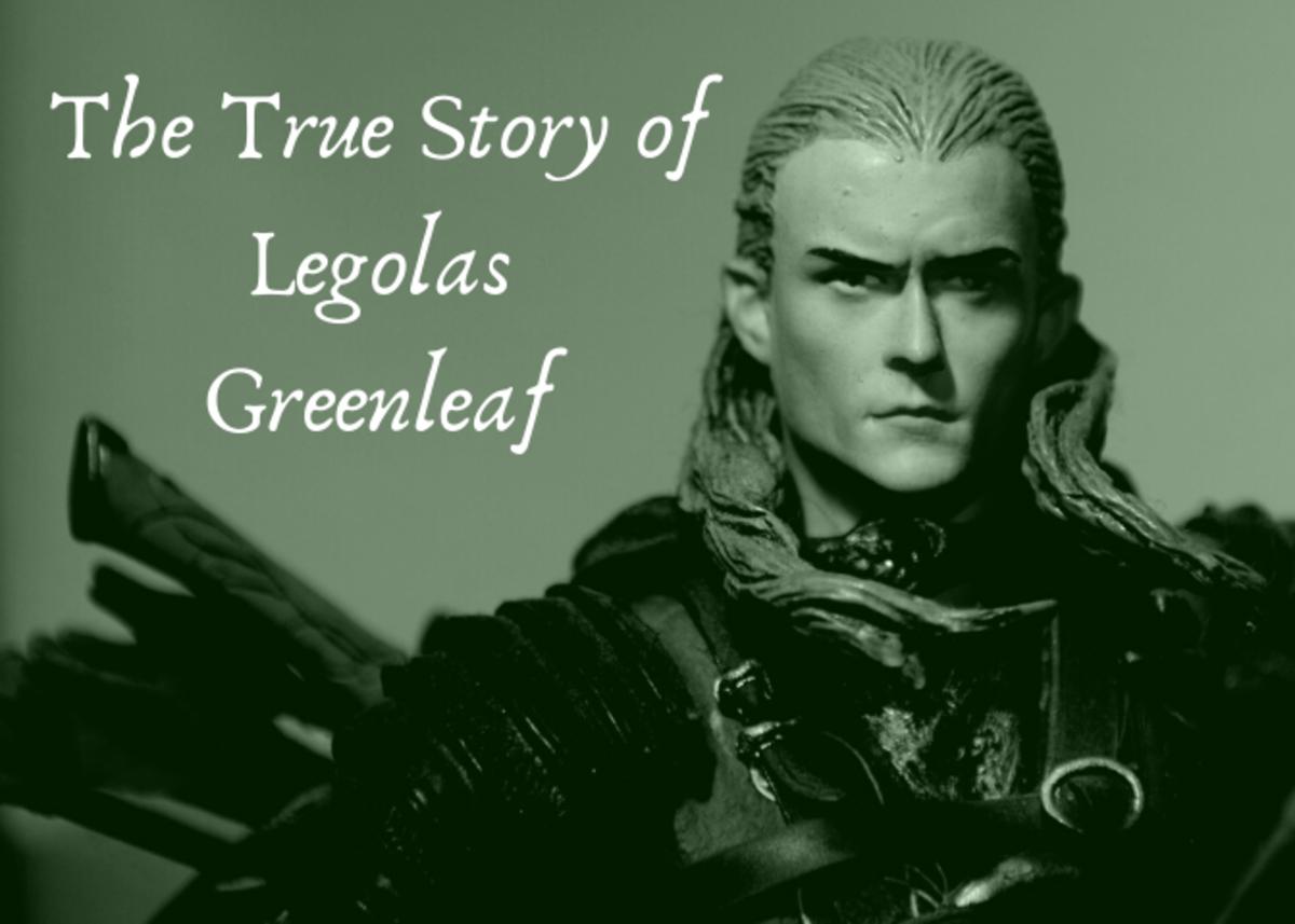 Legolas of Mirkwood: Prince Among Equals