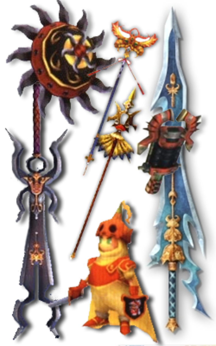 FFX Celestial Weapons Guide & FAQ