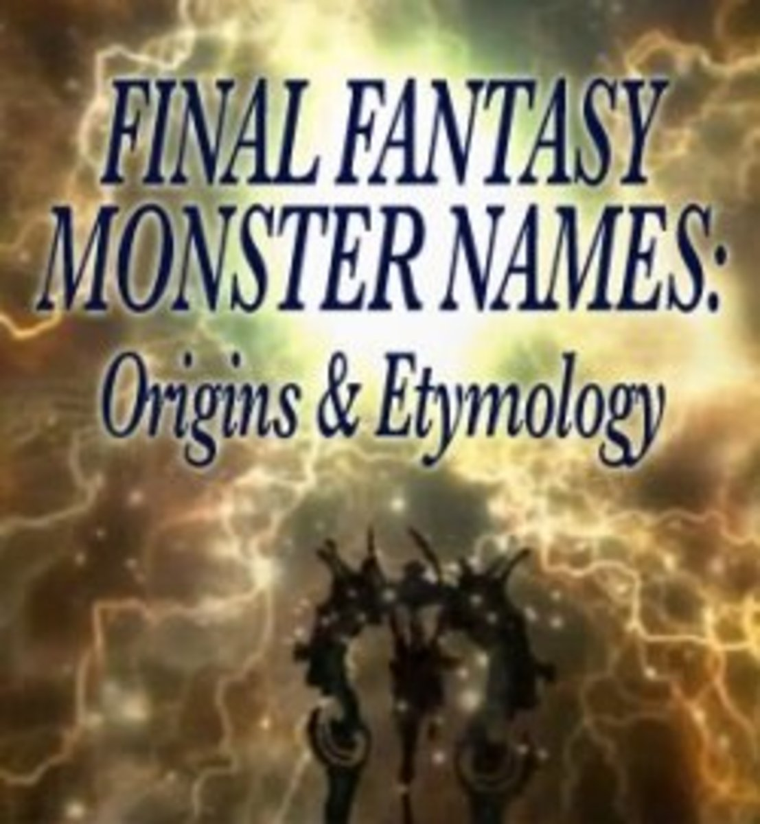 Final Fantasy Monster Names