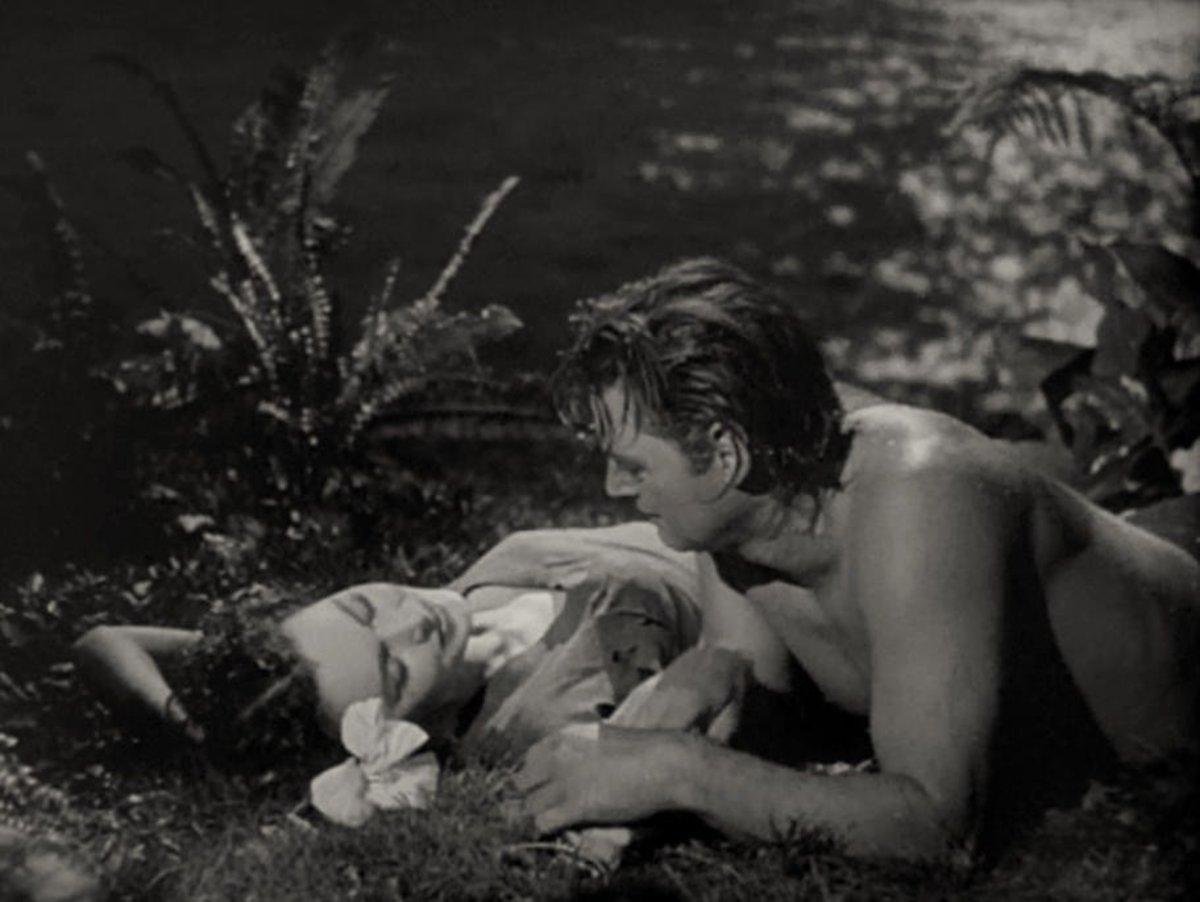 Tarzan scene blowjob picture 70