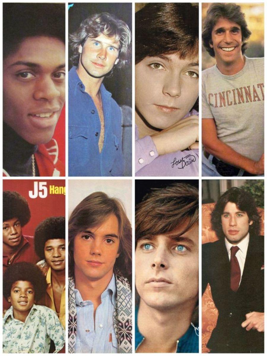 1970s Male Teen Idols