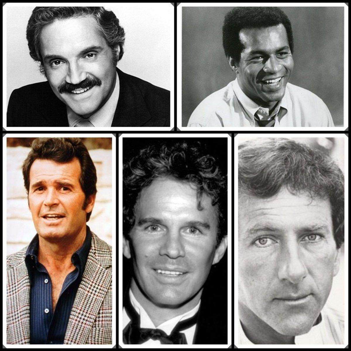 1970s Popular and Handsome TV Actors