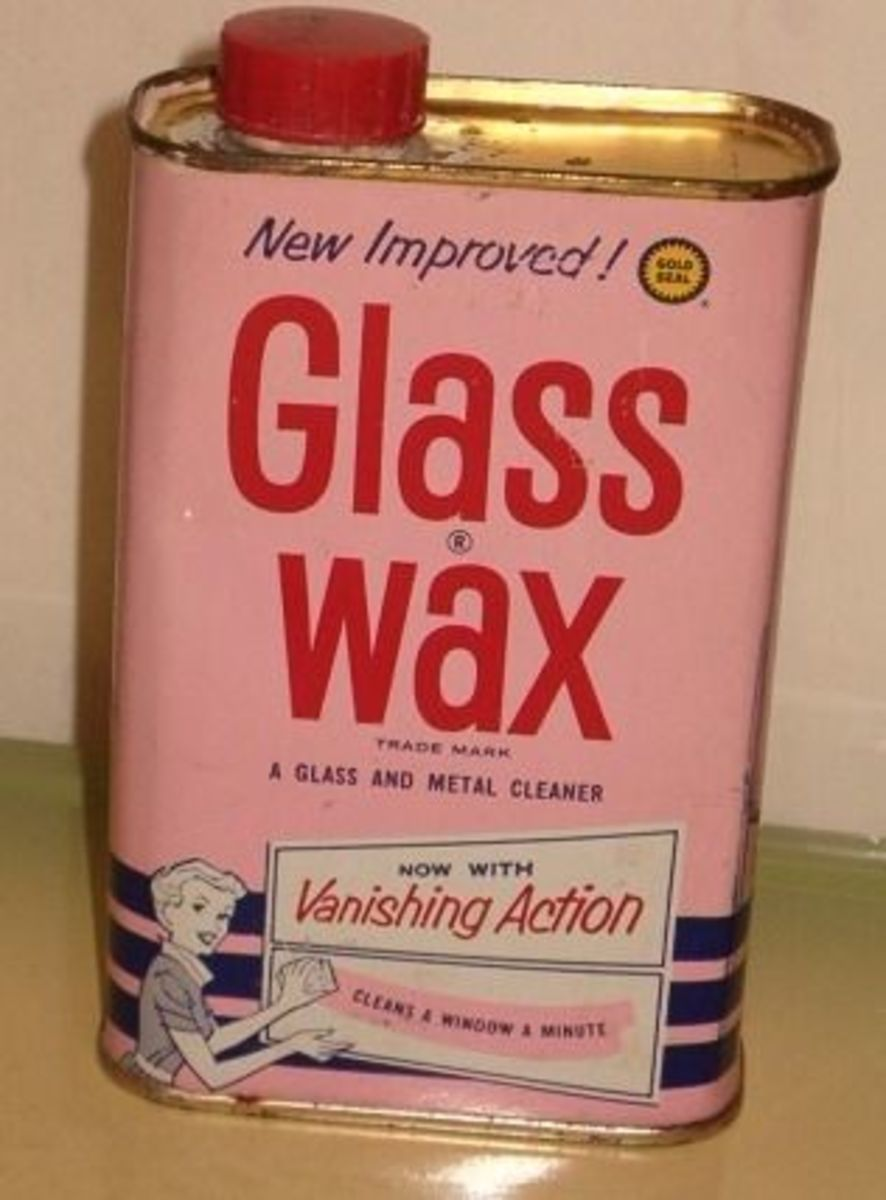 Original Glass Wax