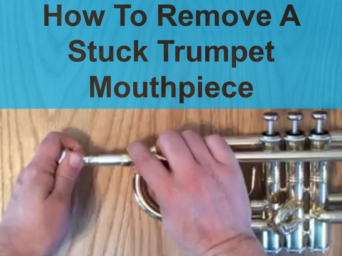 How to Remove a Stuck Trumpet Mouthpiece