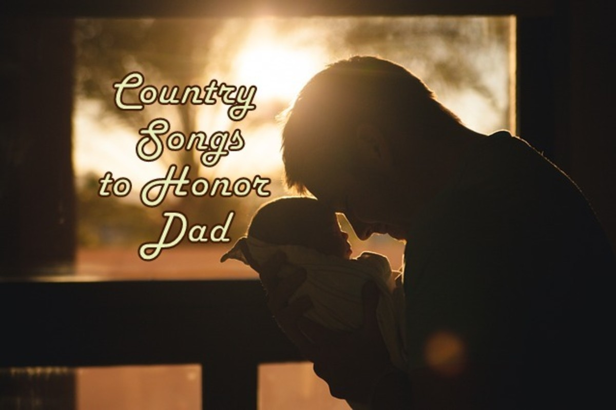 Country Songs to Honor Dad