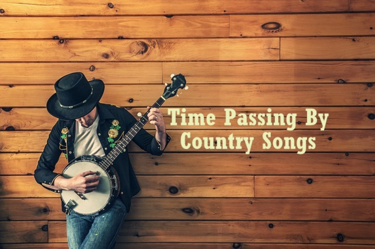 Country Songs About Time Passing By