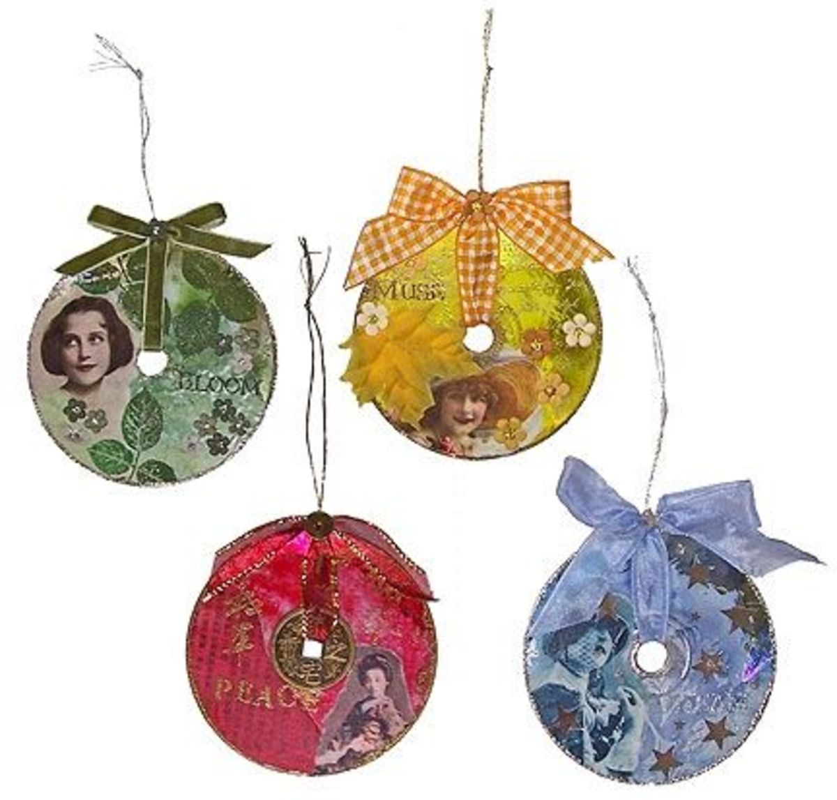 Recycled Christmas Crafts ~ 142106_Recycled Christmas Decorations Ideas For Office