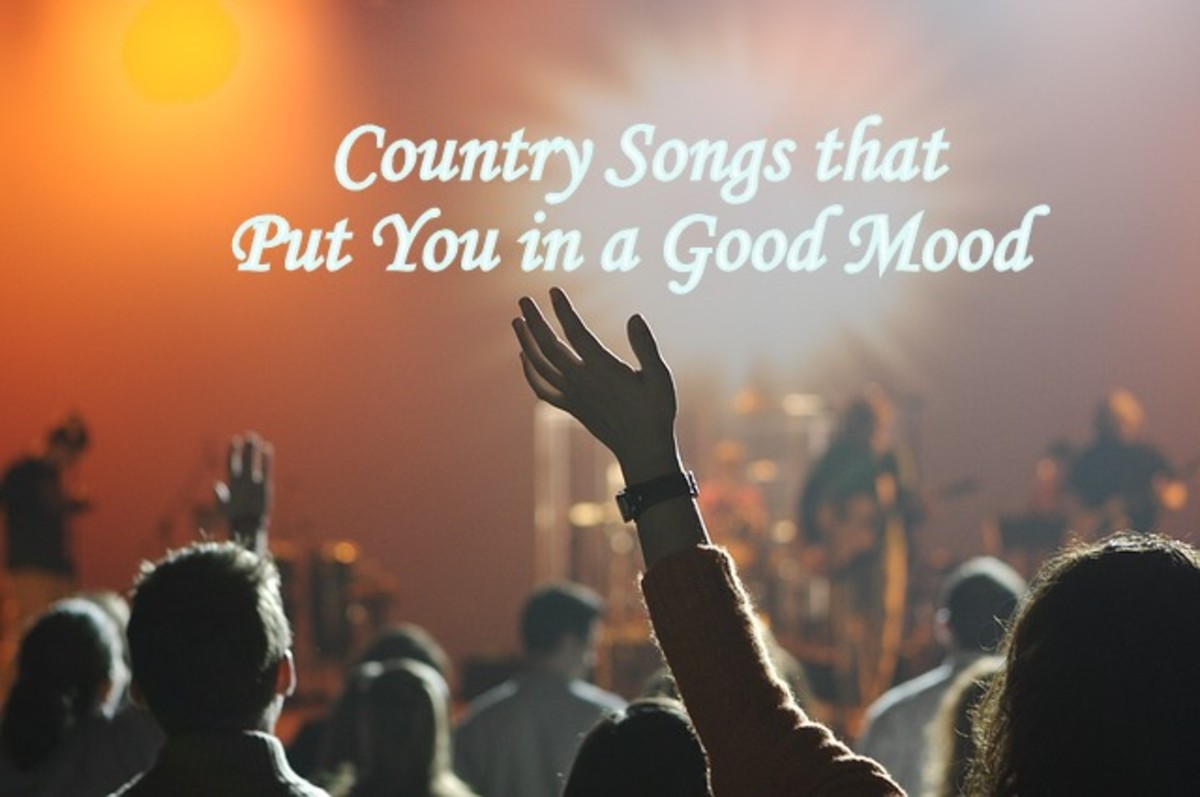 Cheer Up! Listen to These Country Songs that are Sure to Put You in a Good Mood