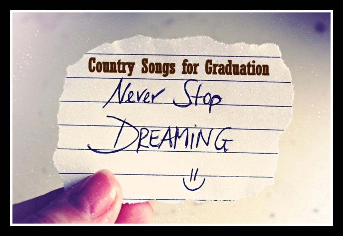 List of Country Songs for Graduation