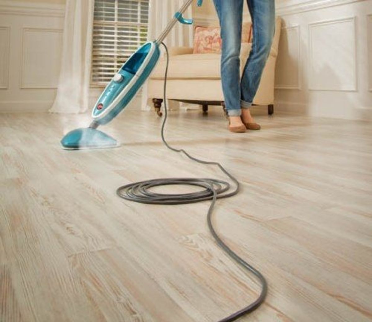What Is The Best Way To Clean Laminate Wood Floors Dengarden - Clean laminate wood floors
