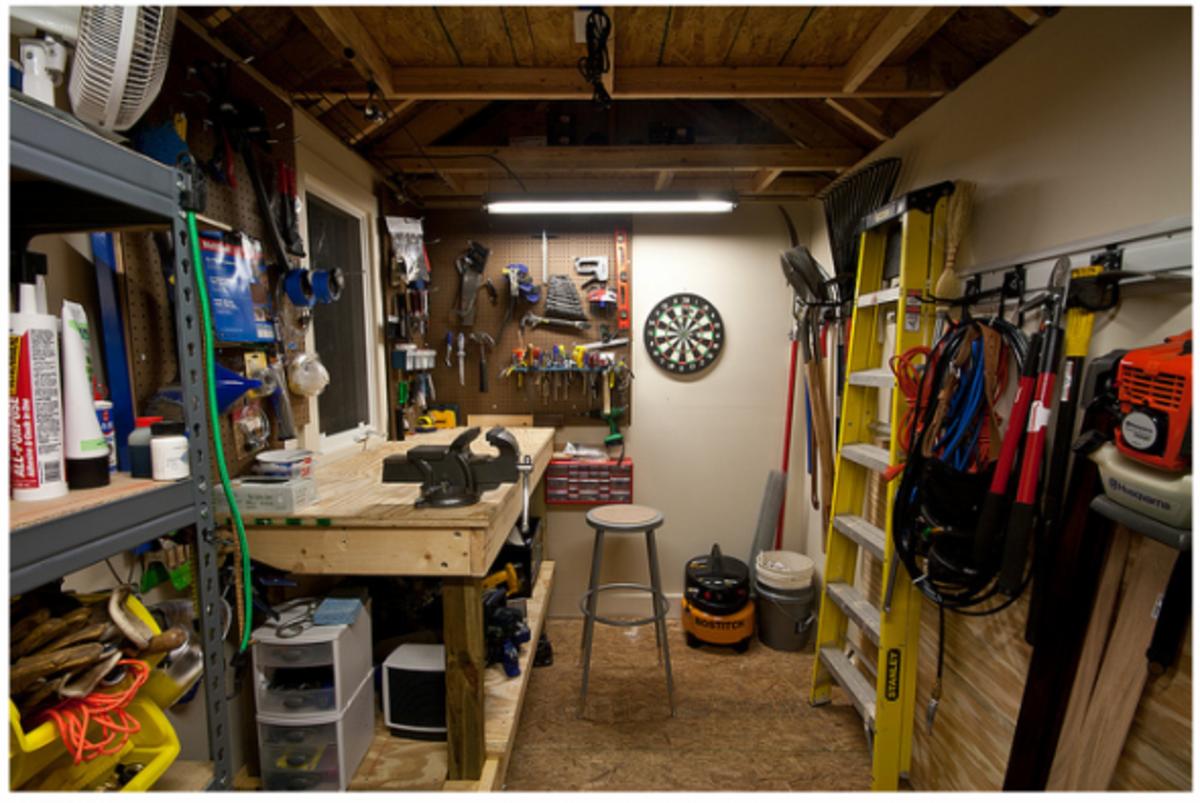 shed workshop plans