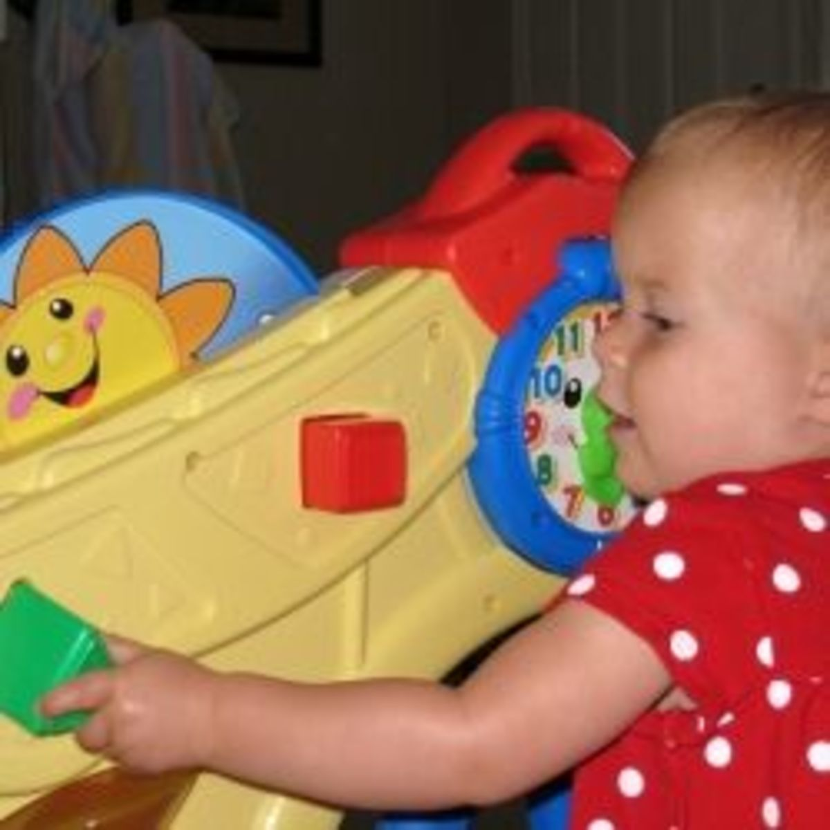 The Fisher Price Laugh and Learn Learning Home