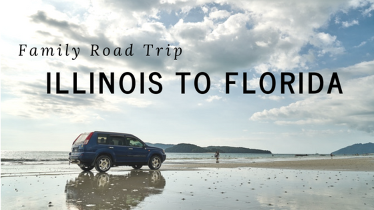 Ideas for Family Vacations and Road Trips From Illinois to Florida