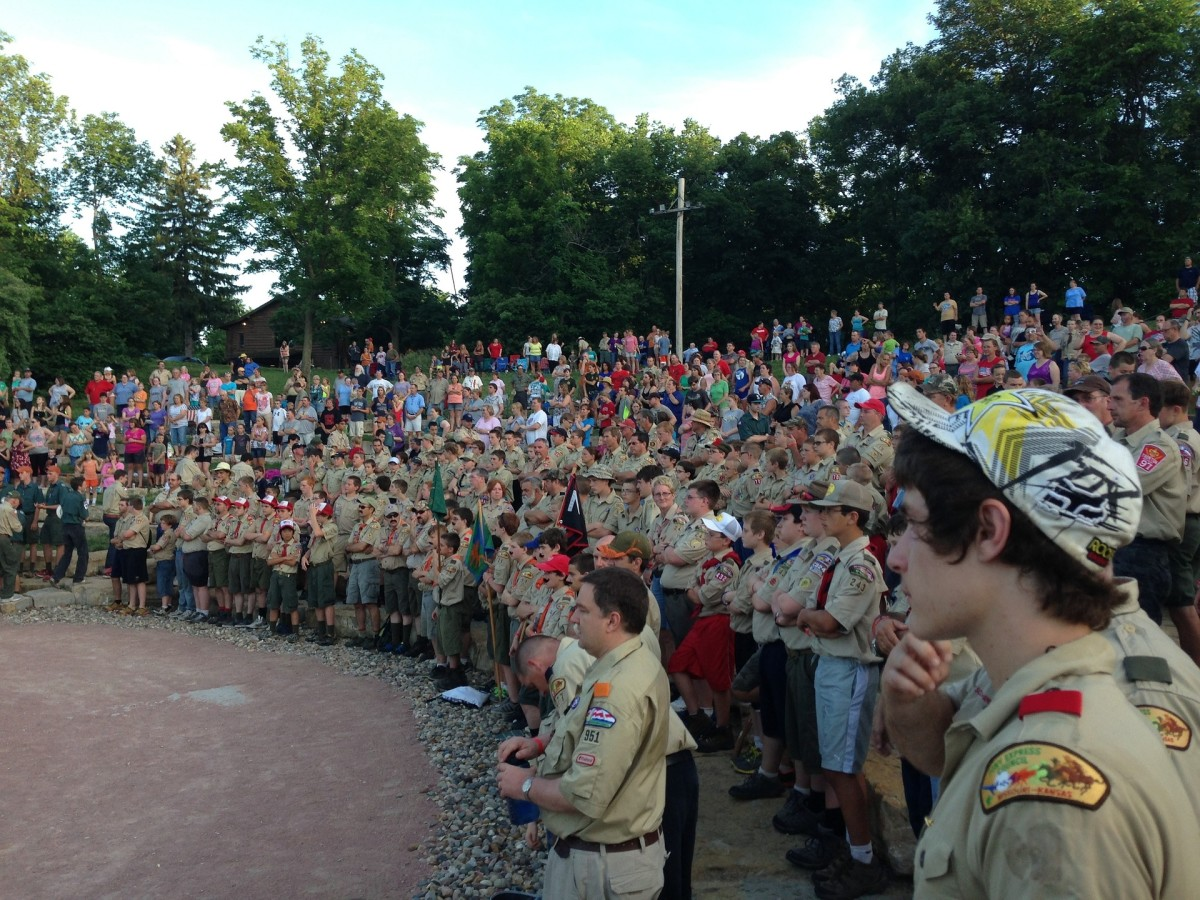 Twenty Cub Scout Skits