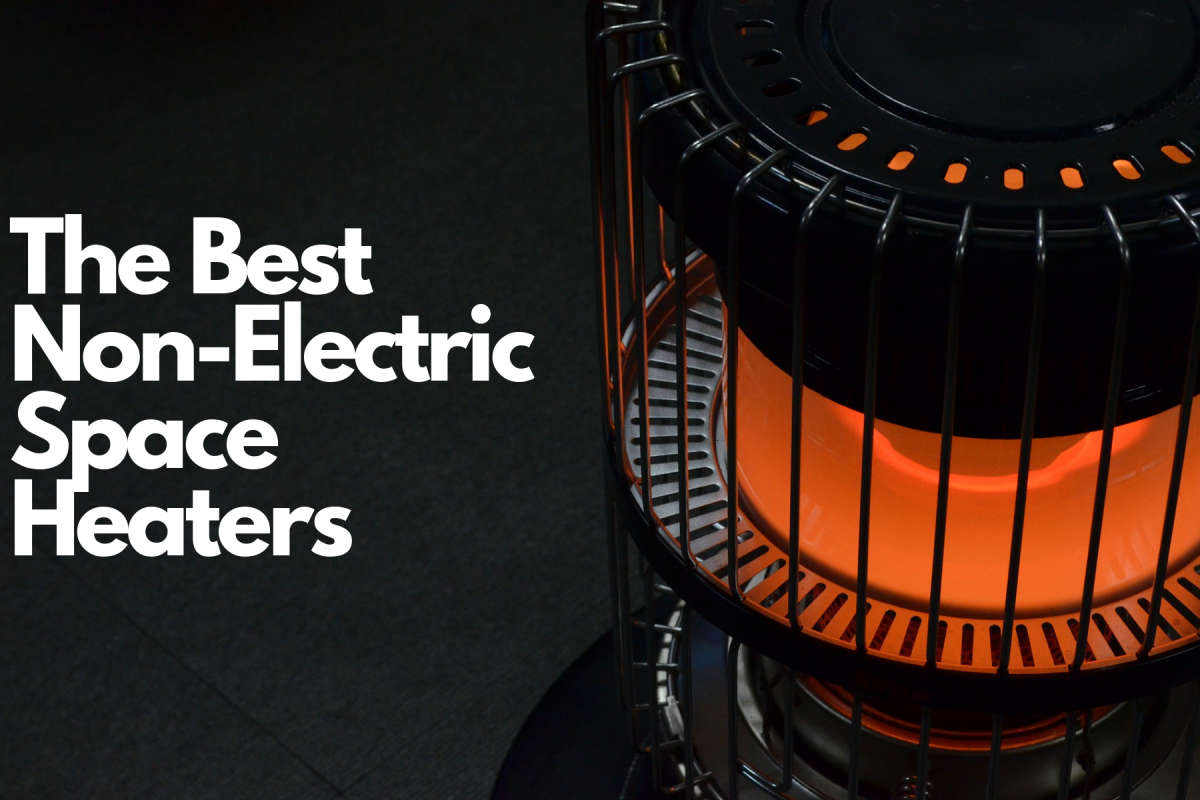Non-Electric Space Heaters | Dengarden