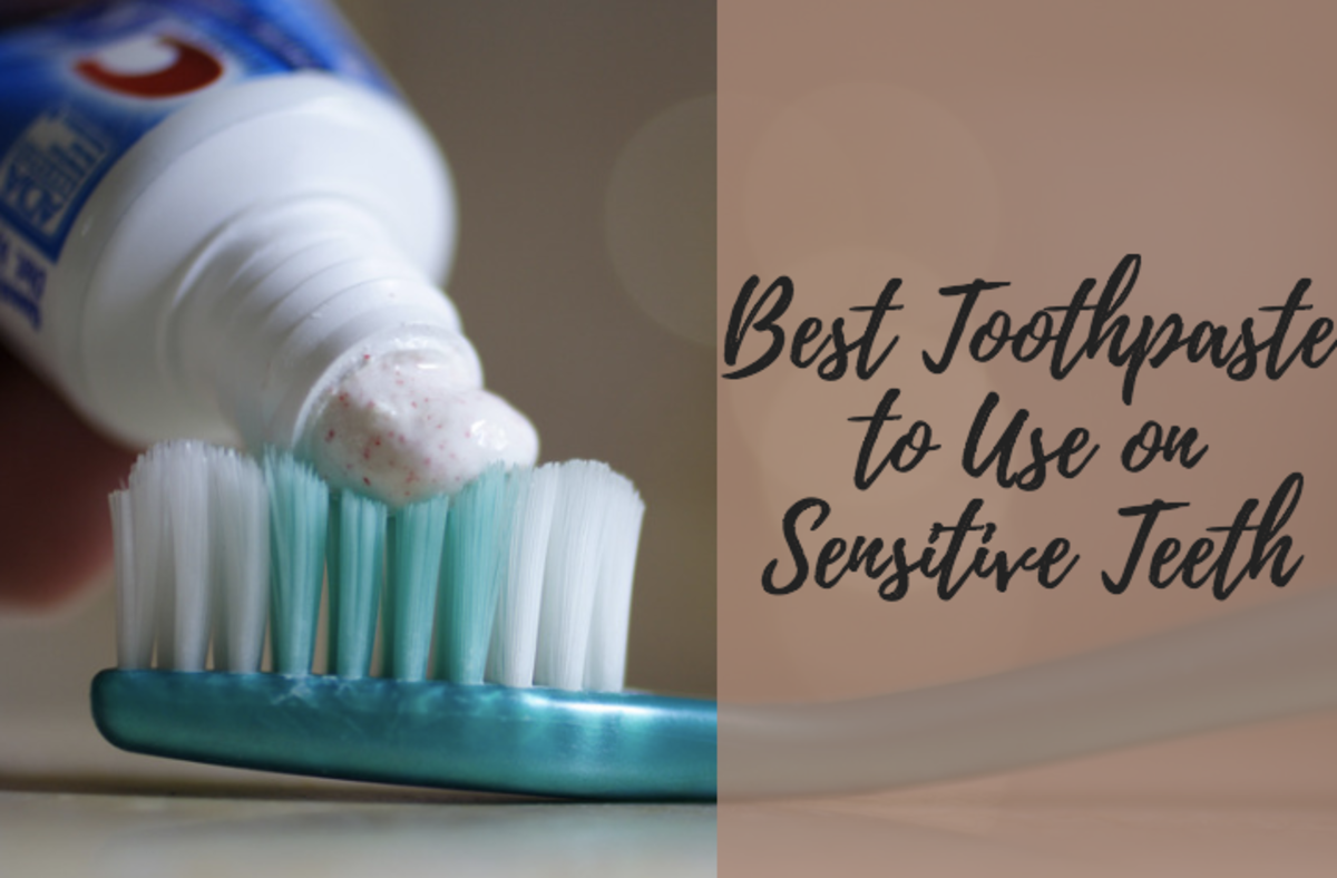 Learn the best toothpaste brands to use on your sensitive teeth!