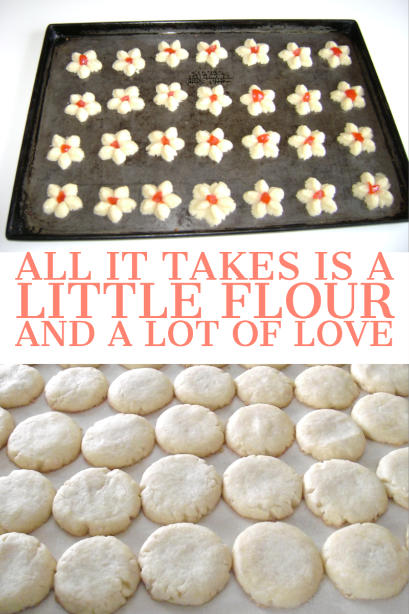 Quick and Easy Shortbread Cookie Recipe