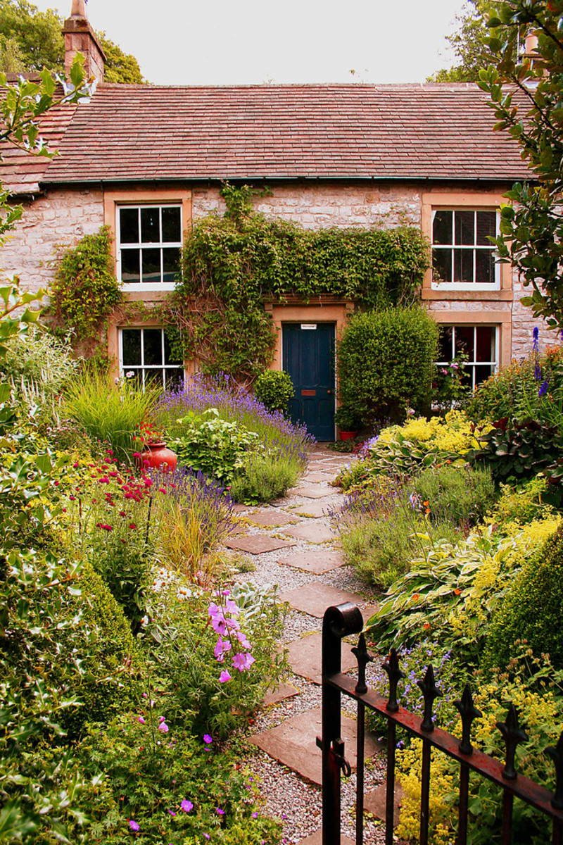 An English Cottage Garden Isnt For Everybody