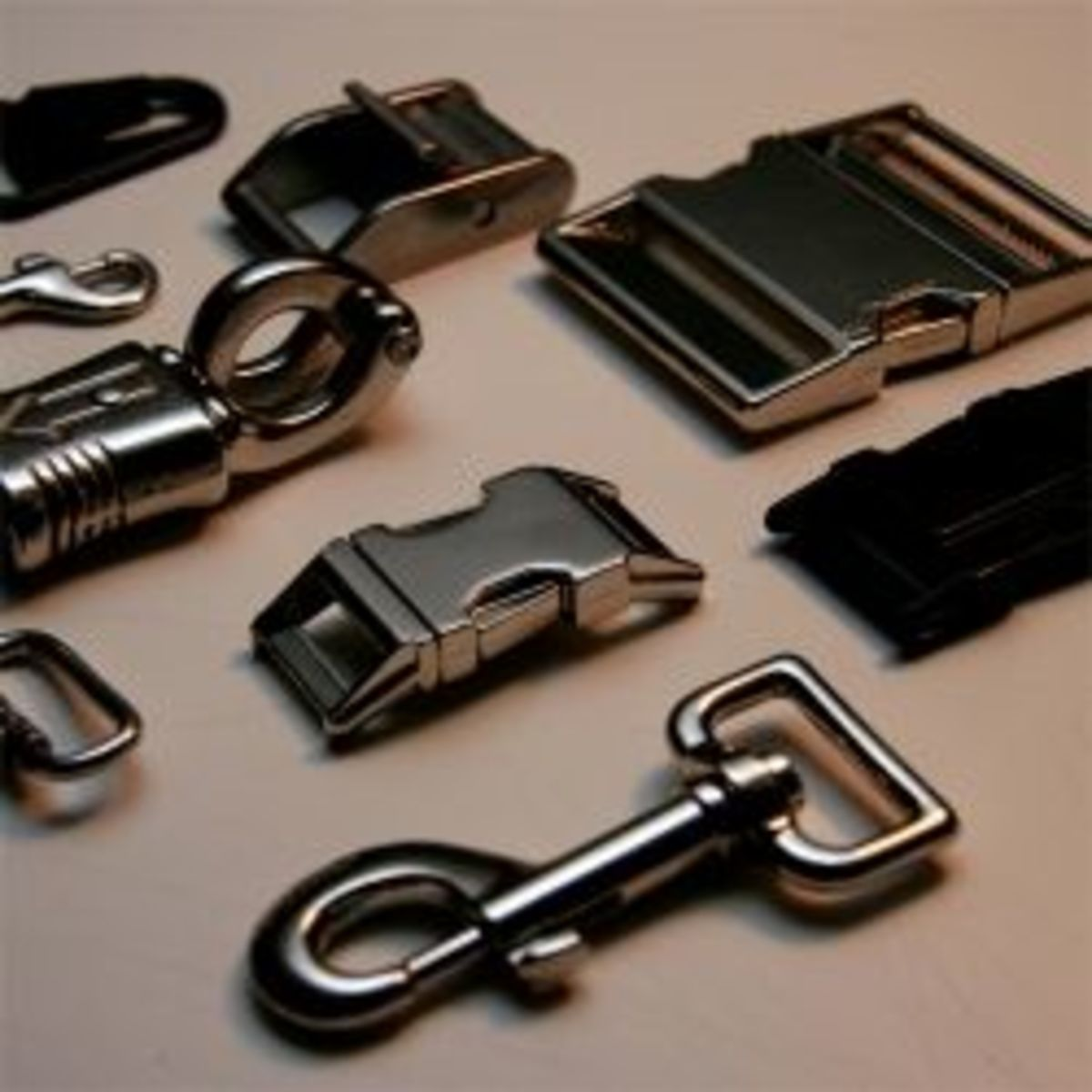 Types Of Side Release Buckles