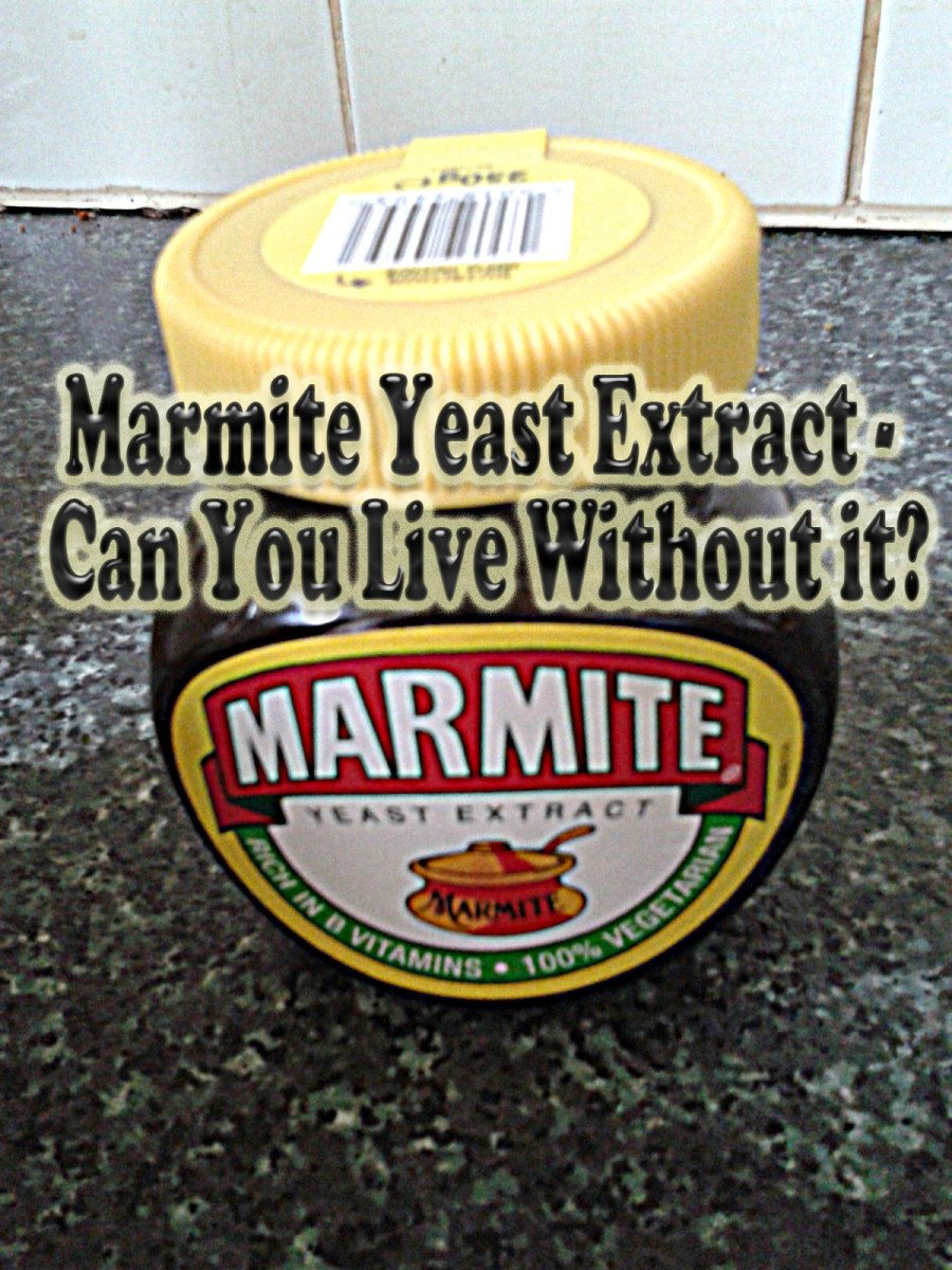 Marmite Yeast Extract: Why I Can't Live Without It