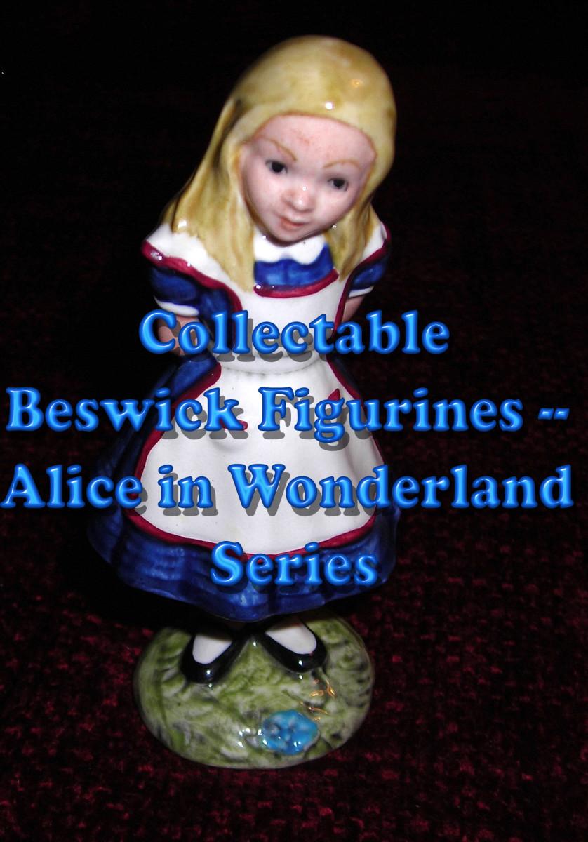 Collectible Beswick Figurines: Alice in Wonderland Series