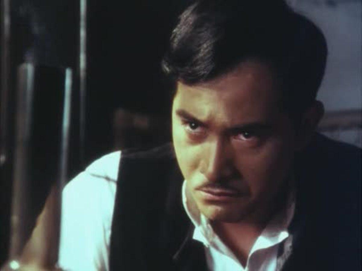 Rizal (Cesar Montano) in prison