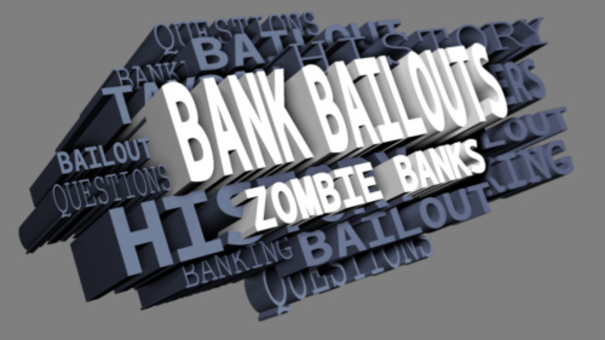 Bank Bailouts and Zombie Banks