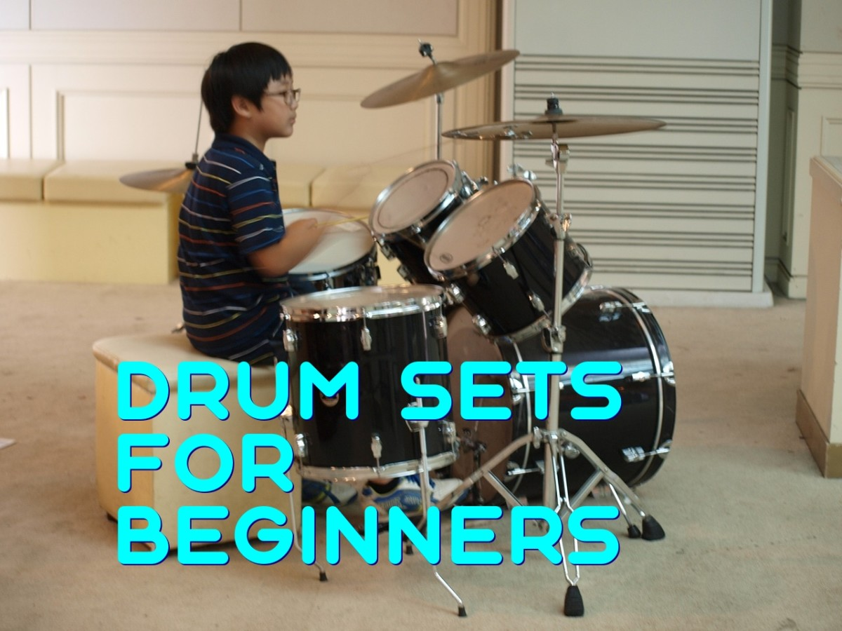Drum set advice, straight from a music teacher