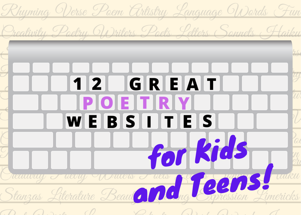 Use these free websites to help children  and teens learn, practice, listen to, and enjoy poetry. These resources are helpful for parents, teachers, and kids alike.