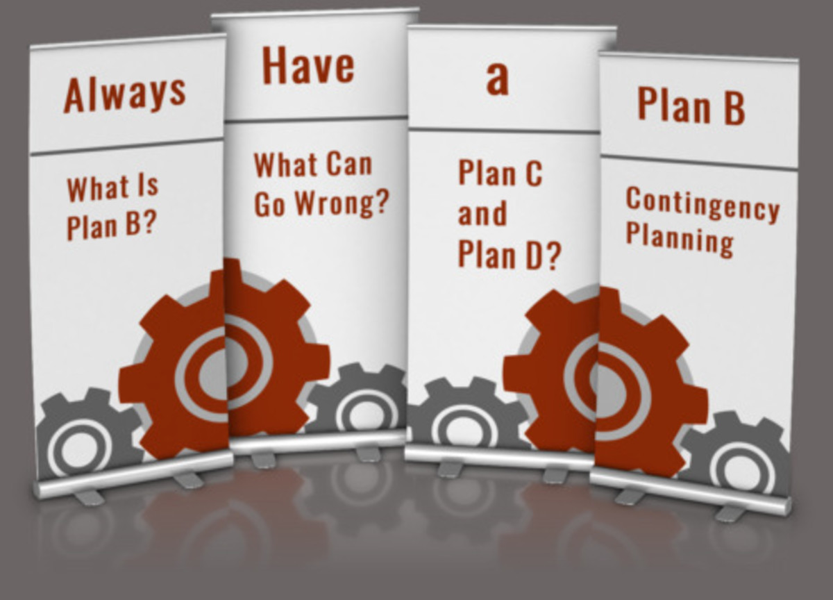 Always Have a Plan B