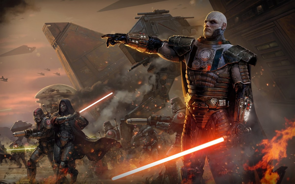 "4 Star Wars ""The Old Republic"" Stories That Should Be Adapted"