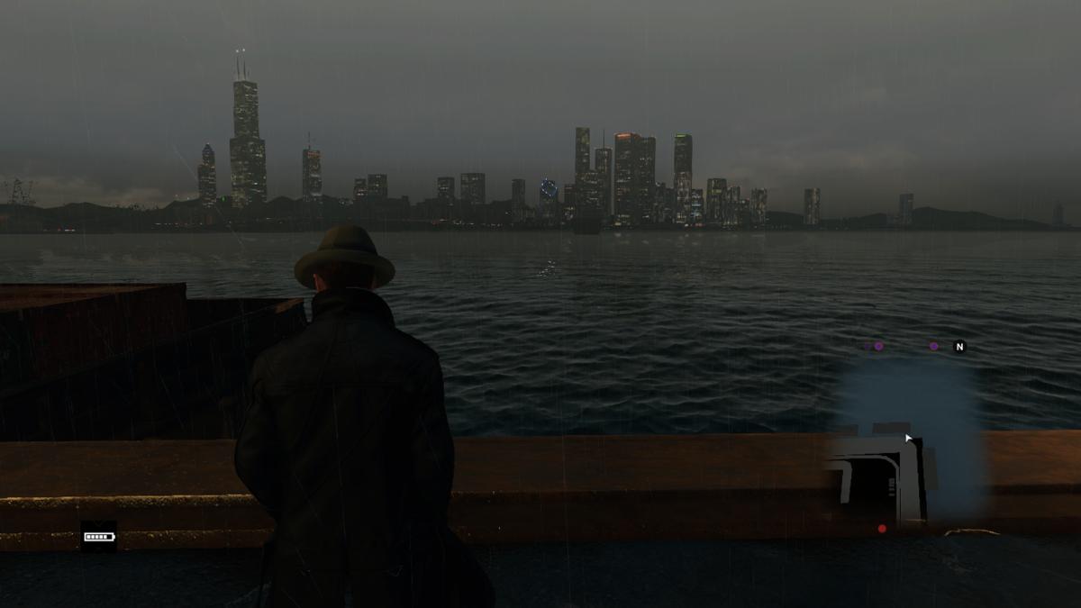 "Finding Ubisoft's Chicago: ""Brandon Docks"""