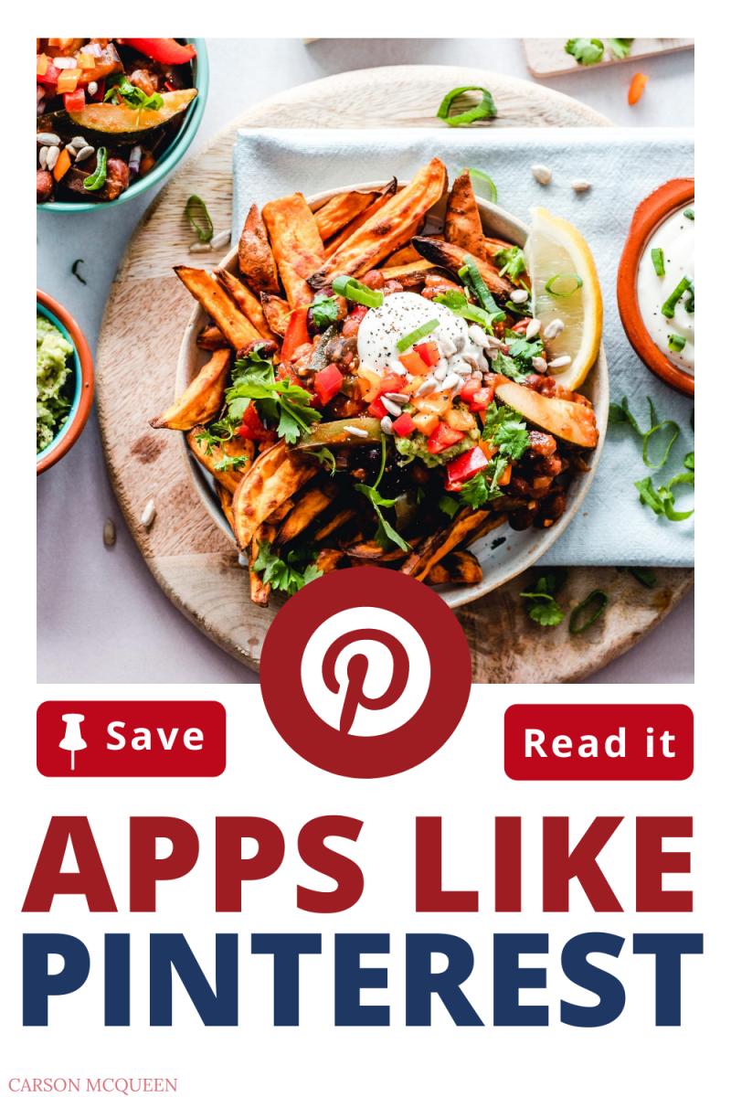 10 Apps Like Pinterest: Visual Content Platforms