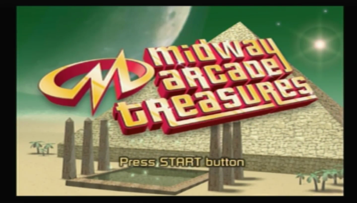 Video Game Compilation Review: Midway Arcade Treasures