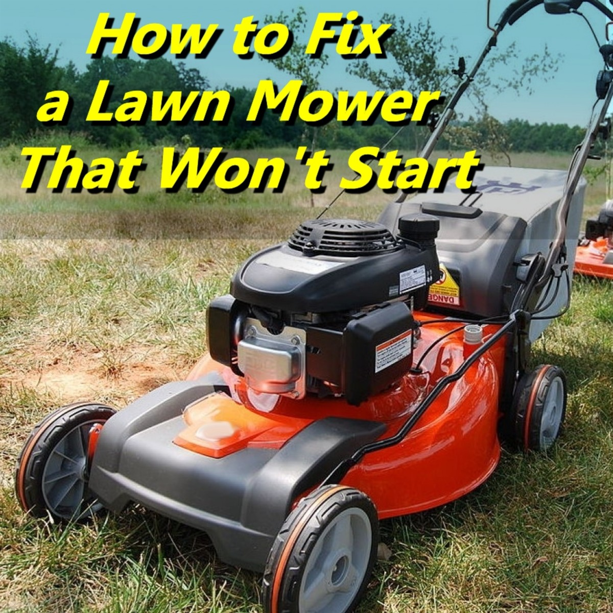 My Lawn Mower Won T Start 10 Top Troubleshooting Tips For