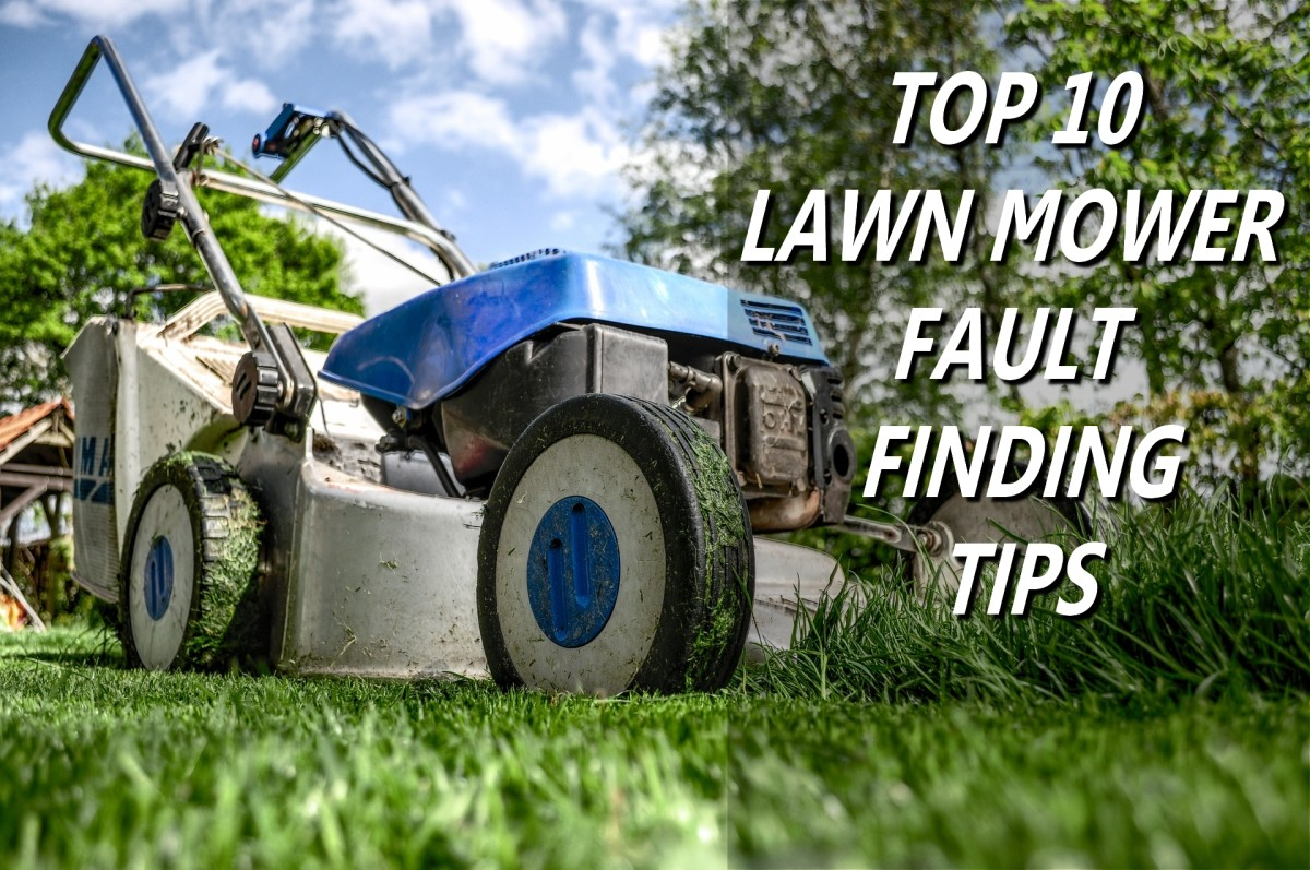 My Lawn Mower Won't Start? Basic Troubleshooting Tips for Small Engines