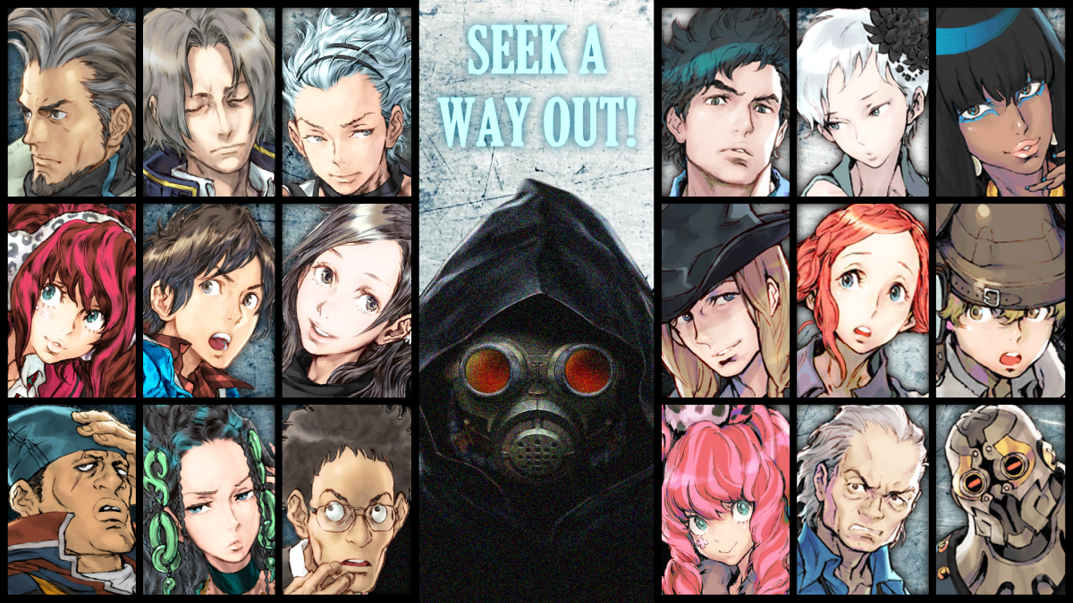 "Top 5 Depressing Theories About the ""Zero Escape"" Series"
