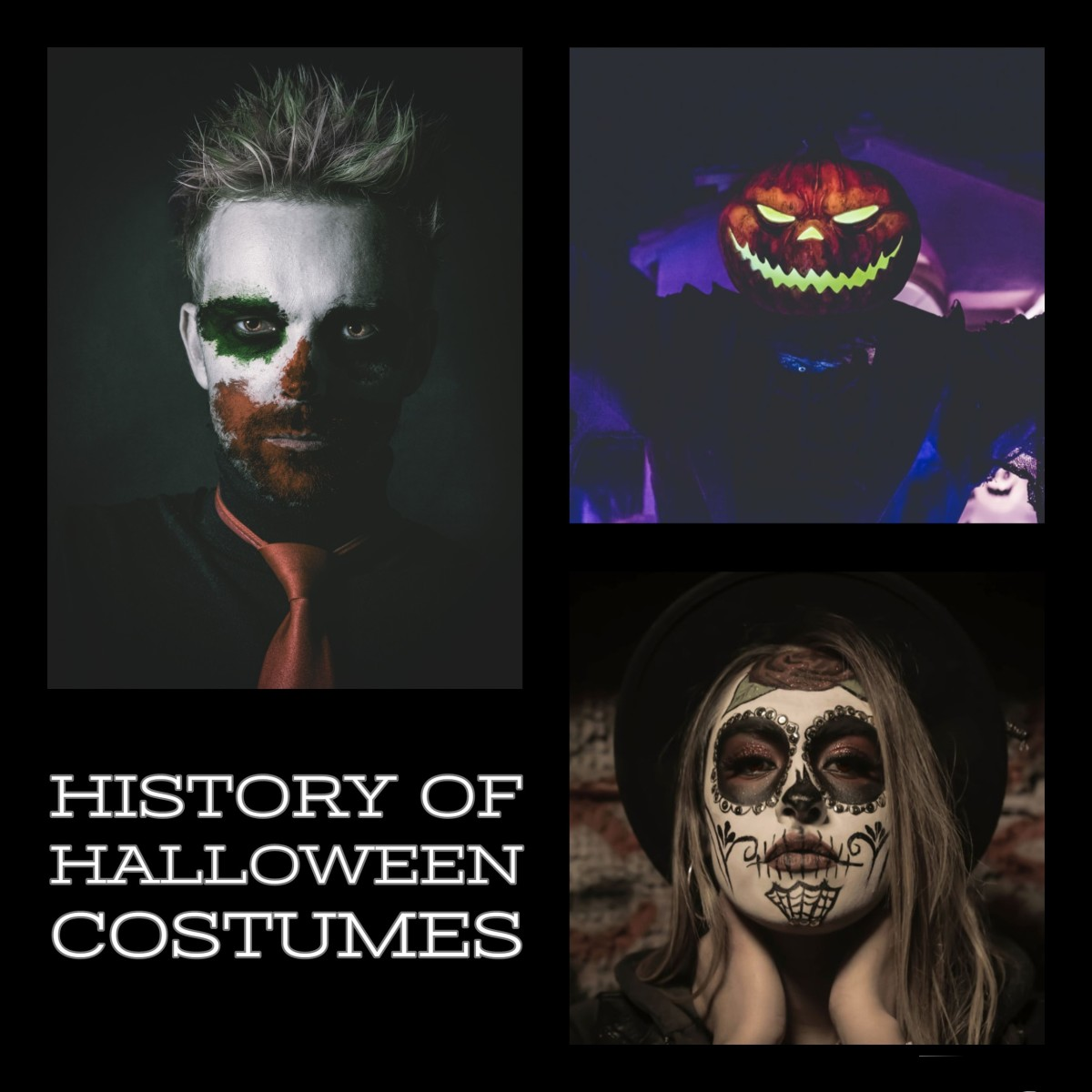 Costumes are an integral part of most modern Halloween celebrations, but how did the practice of dressing up on All Hallows' Eve originate?