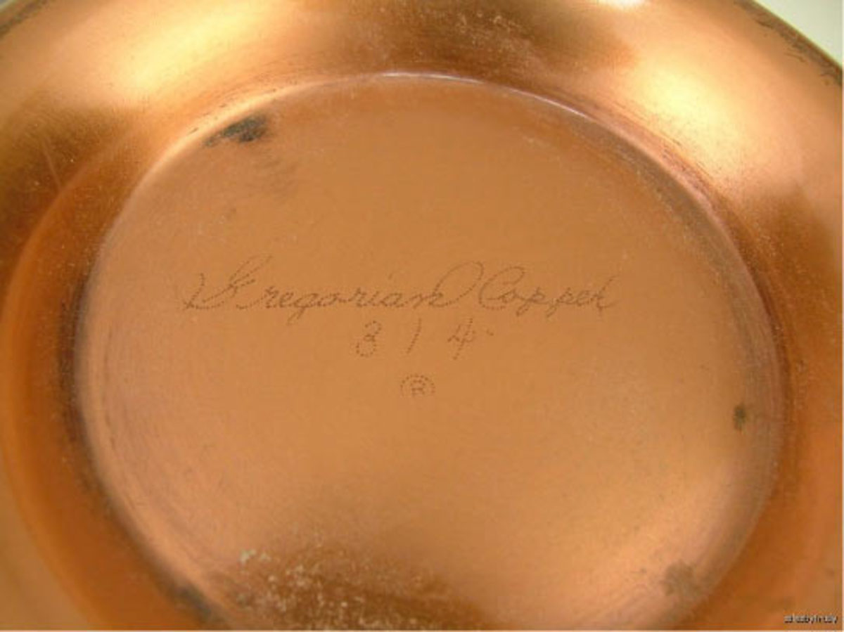 The Engraved Script Mark