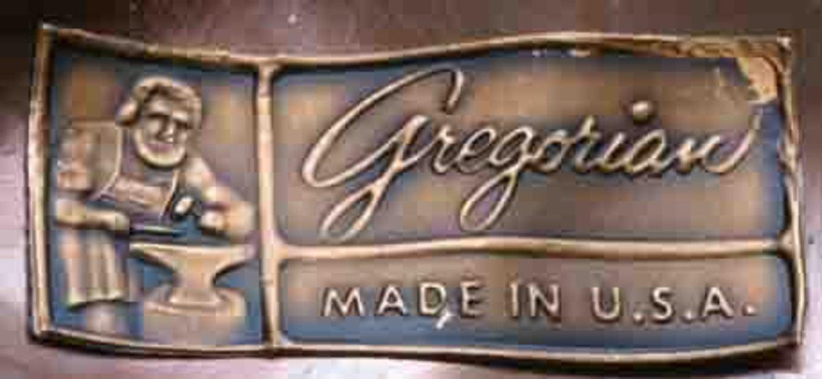 A History of Gregorian Copper