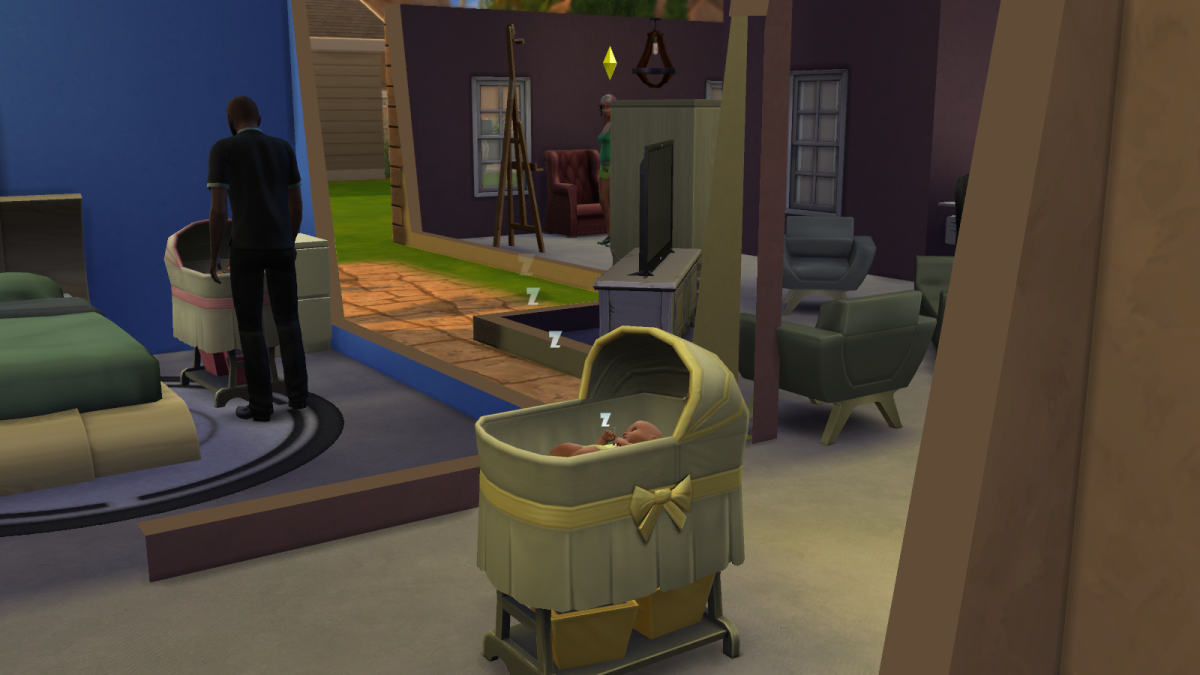 The Sims 4 Walkthrough: Guide to Pregnancy and Babies