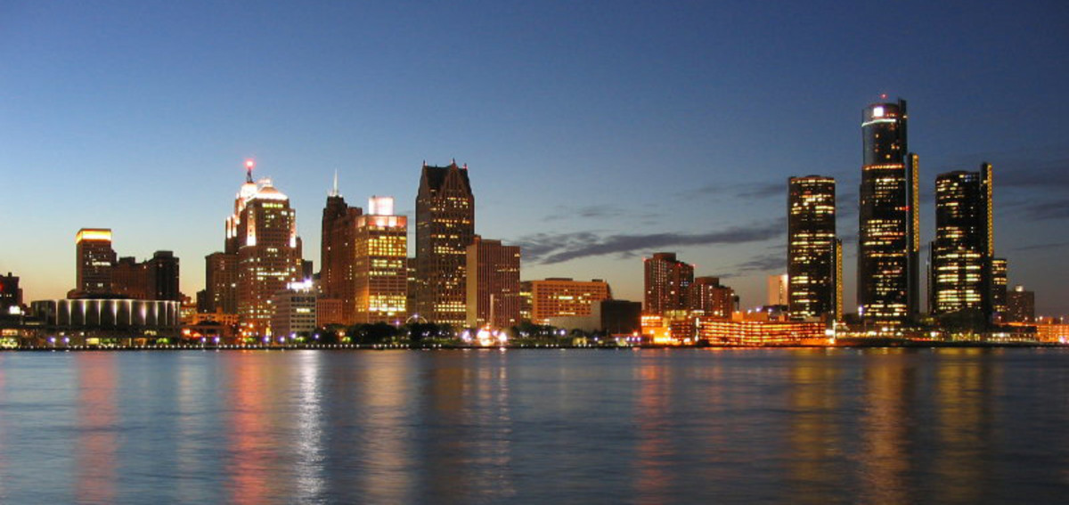 Cool Things to Do in Detroit